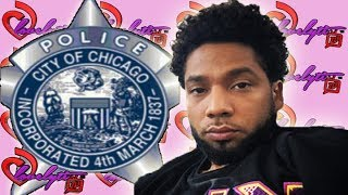 """Jussie """"Streetmeat"""" Smollett maybe looking at 10-20yrs in prison for filing a false police report"""