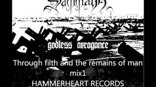 Sammath Through filth and the remains of man mix1