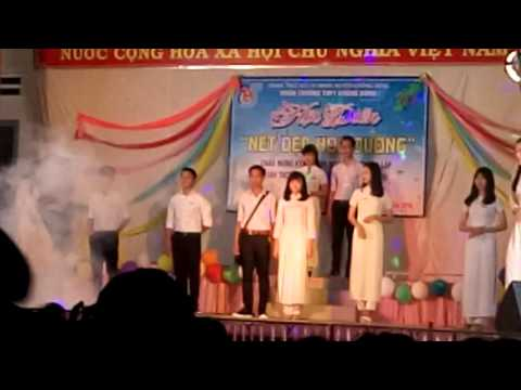 HỌC SINH THANH LỊCH- TRƯỜNG THPT KRÔNG BÔNG (26/03/2016)