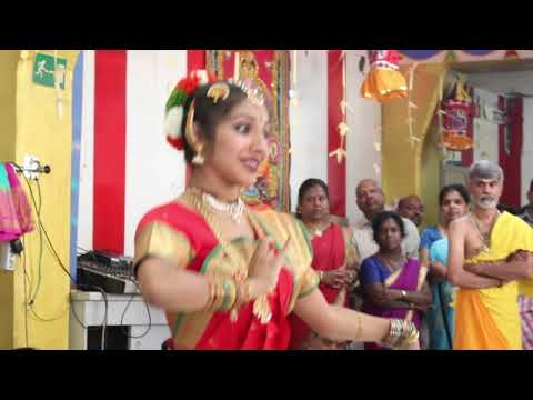 Sri Naagapoosany amman aalayam Pforzheim Germany  Theer Thiruvila 2017