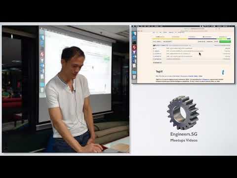 Automating processes using TagUI tool - SingaporeJS