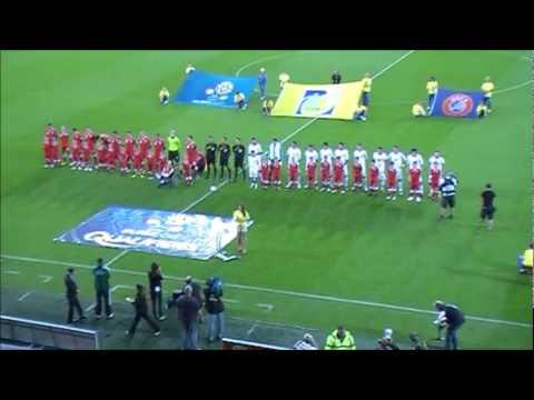 Llay United Welsh FA Club of the Year 2011