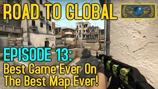DUST2 = BEST MAP! - CS:GO Road to Global Episode 13