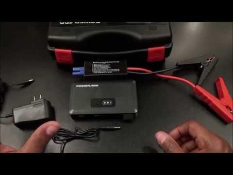 Poweradd CarMate 12V Car Jump Starter Kit