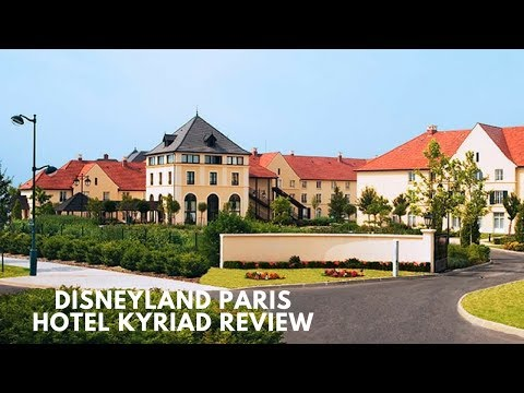Disneyland Paris Hotel Kyriad Review | June 2017