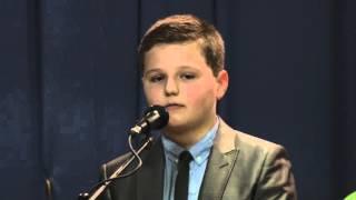 Szabó Bence énekel - Hallelujah