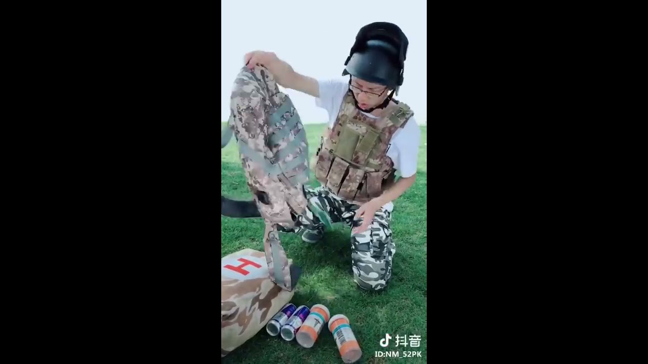 Wallpaper Pubg Real Life: Funny PubG In Real Life