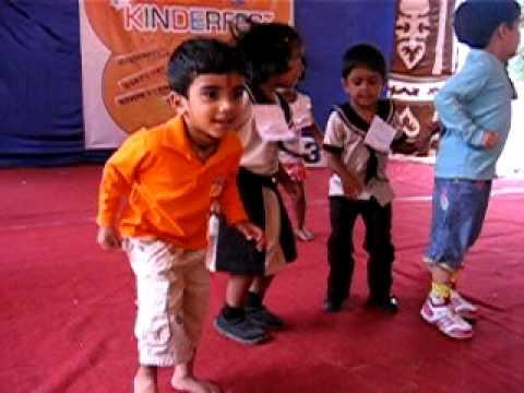Kinderfest @ Deva Matha Central School Bangalore