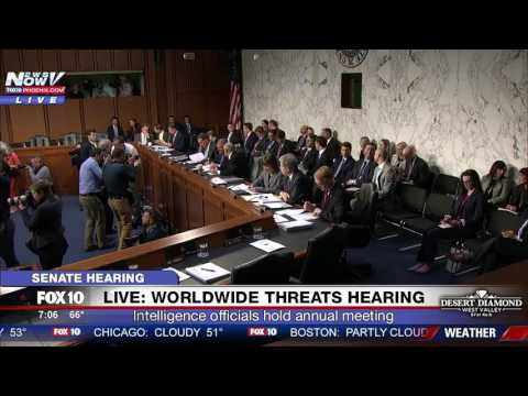 FULL: Worldwide Threats Senate Hearing Featuring Acting FBI Director (FNN)