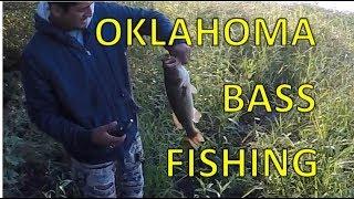 Oklahoma Bass Fishing