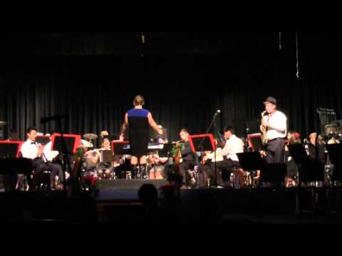 Chaminade Middle School Concert Band 2013 Winter Concert 3