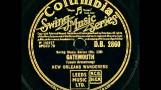 New Orleans Wanderers - Gatemouth