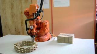 Robot Brick Layer