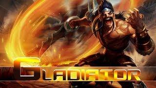League of Legends: Gladiator Draven (HQ Skin Spotlight)