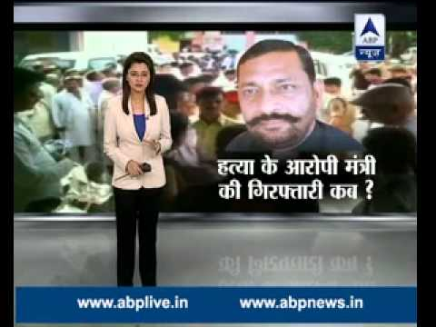 "Accused of killing Shahjahanpur journalist, minister Ram Murti tells ABP News that "" I am innocent"""