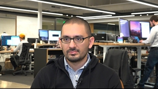 Learn new things every day   Interview with Armenian American software engineer Raffi Krikorian