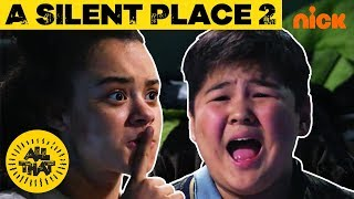 'A Silent Place 2' Smells SCARY! 😱 Fake Trailer | All That