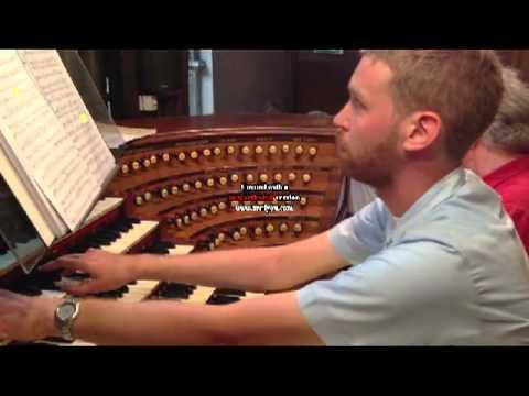 Christian hopp spielt in saint sulpice paris charles for Christian hopp