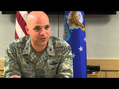 Meet Colonel Michael Bob Starr, Dyess Air Force Base