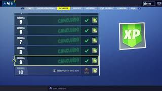 [TIPS] how to upload the PASS of BATTLE of a quick and easy WAY-Fortnite