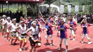 牡丹鄉高士村帶來的健康舞