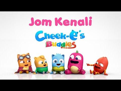 Jom Kenali Cheek-E's Buddies