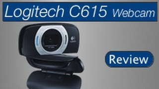 Review: Logitech C615 Webcam