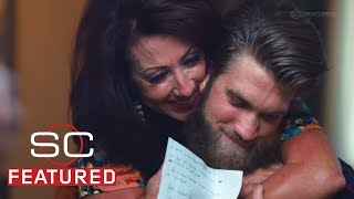 Bryce Harper's Mother's Day Letter To Mom | SC Featured | ESPN Stories