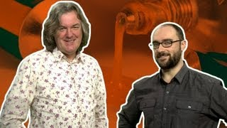 How Does Glue Work? (feat. VSauce) | James May's Q&A (Ep 9) | Head Squeeze
