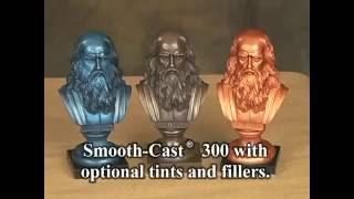 Как сделать силиконовую форму экономно-оболочковые формы,каркас(, 2014-11-05T15:18:14.000Z)