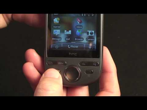 HTC Tattoo Cell Cell phone Review thumbnail