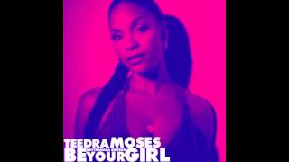 teedra moses be your girl kaytranada extended edition