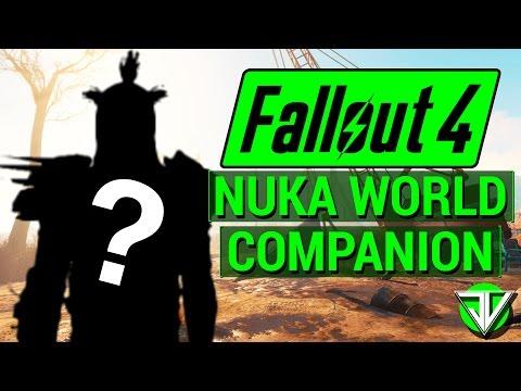 FALLOUT 4: NEW Nuka World DLC Leaked COMPANION! (Datamine Reveals Nuka World DLC Companion!)