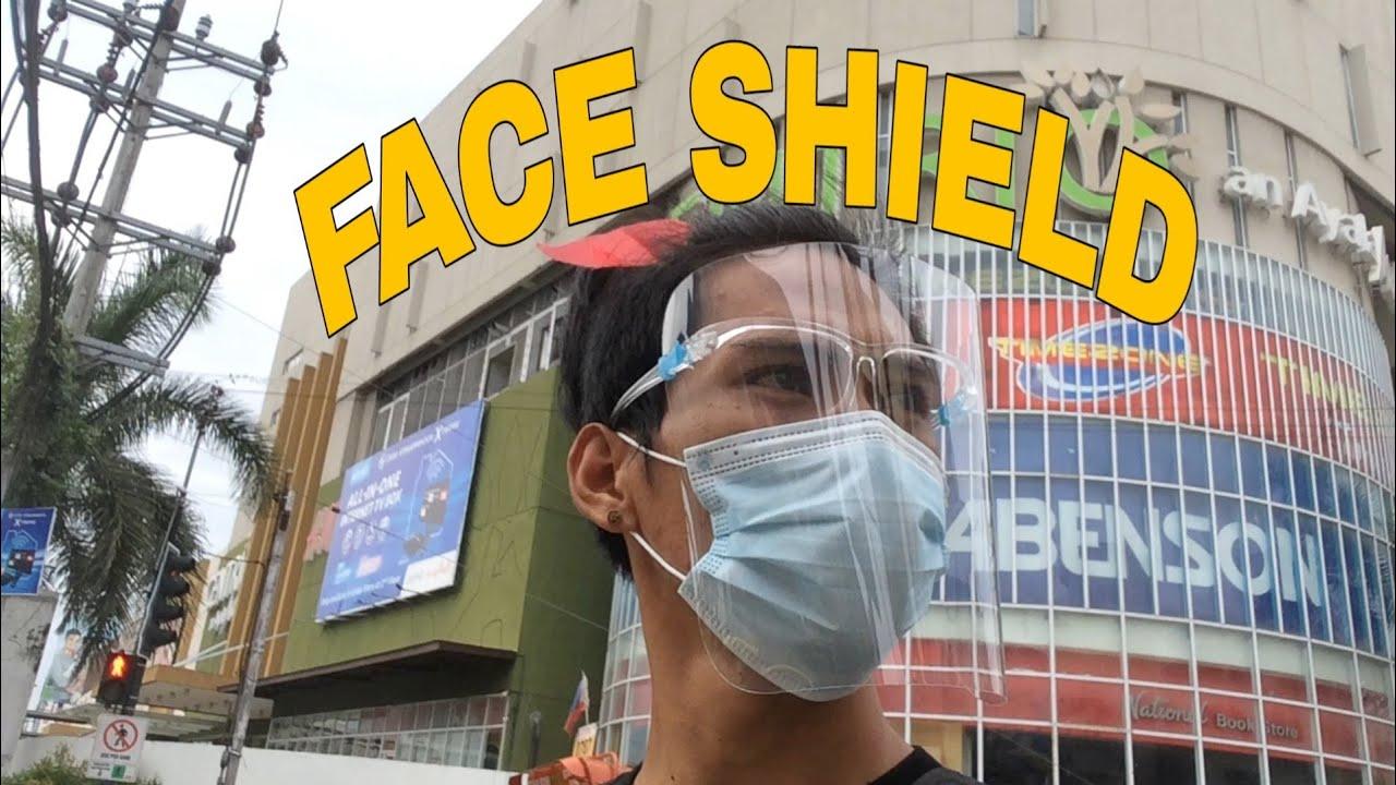 FACE SHIELD KUNO