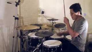 Samsons - Akhir Rasa Ini (drum cover) by Budi Fang
