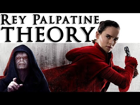 Star Wars - Rey Palpatine Theory