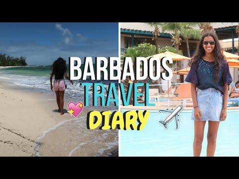 BARBADOS TRAVEL DIARY 2018! Lara G