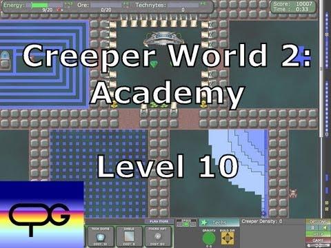 Creeper World 2 - Academy - Level 10