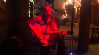 "Ryan Burdick ""Cynthia's Mother"" live at The Old City Hall Oswego NY"