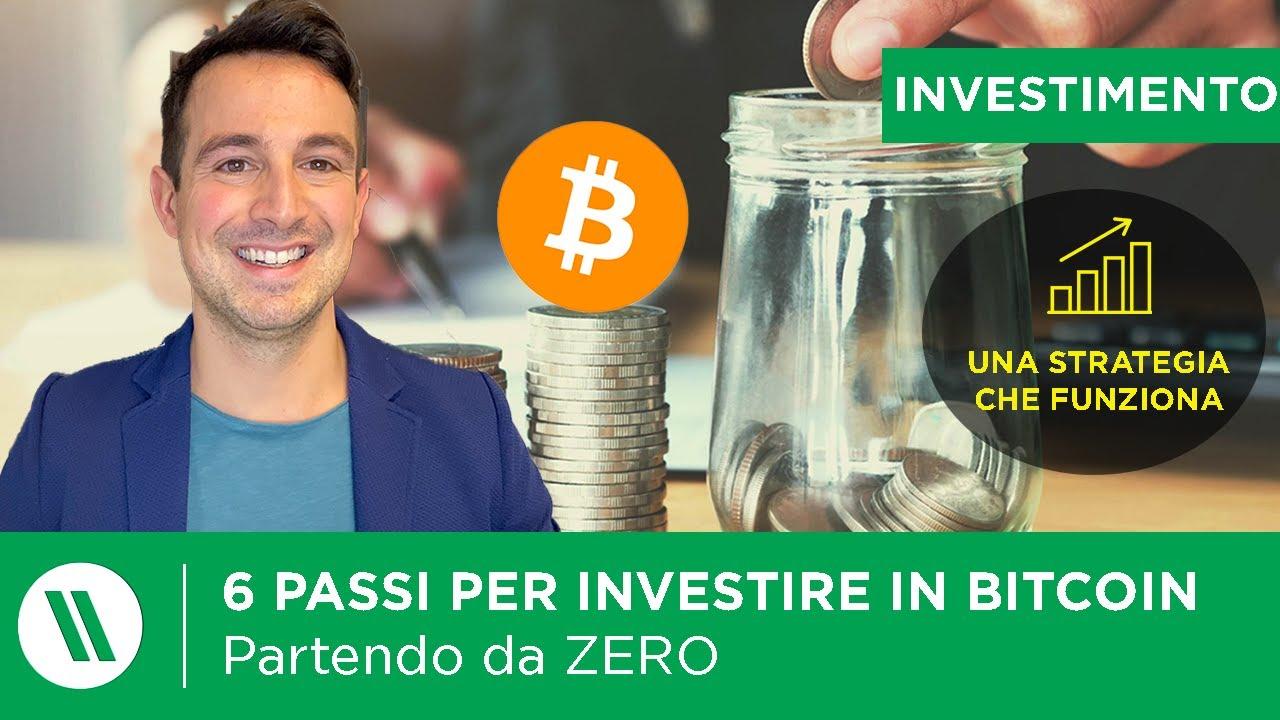 investimento nel bitcoin