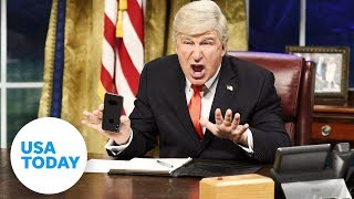 'SNL' turns Trump impeachment hearings into soap opera | USA TODAY
