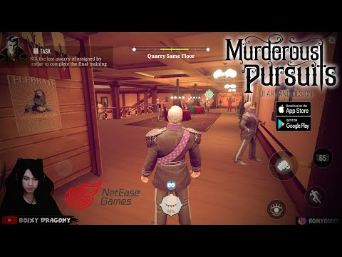 Dari Netease - Berburu Suspect !!! Murderous Pursuits (ENG) Android Gameplay - 동영상