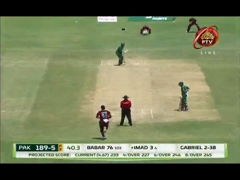 Pakistan vs West Indies 2nd ODI - Post Match Analysis Highlights - Game On Hai-09 April 2017