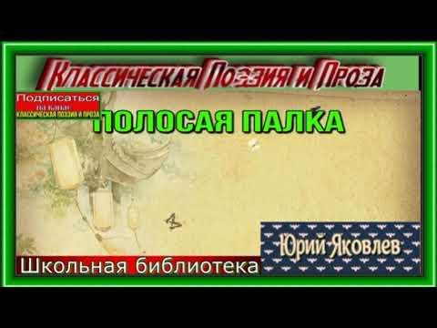 Полосатая палка —Юрий Яковлев— читает Павел Беседин
