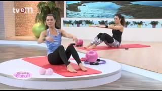 Ebru Şallı İle Pilates Egzersizleri 6.Bölüm