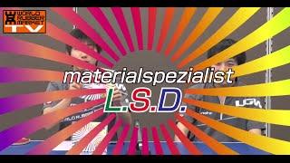 【L.S.D der-materialspezialist】変化度MAX!特殊なツブ形状。新しい打球感のツブ高