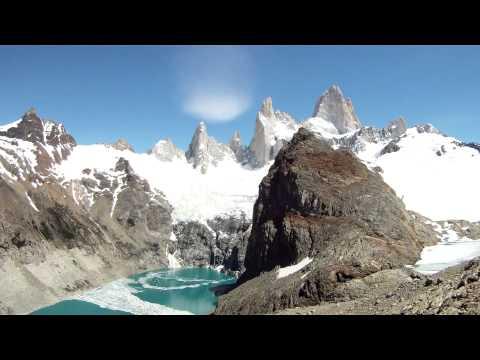 Mt. Fitz Roy & Glacier Rio Blanco - Southern Patagonia, Argentina