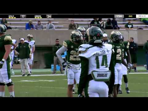 2015 Colorado State Spring Game
