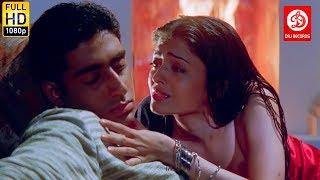 Aishwarya Rai Purpose Abhishek Bachchan -  Romantic Scenes -Dhaai Akshar Prem Ke - Romantic Movies