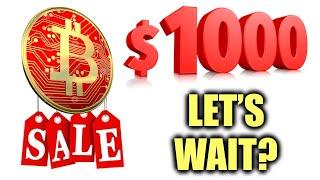 Bitcoin at 1000$ – the most bearish scenario.